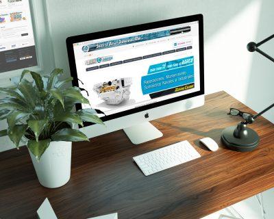 Web Tienda Online Náutica MJA