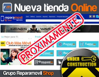 Grupo Reparamovil Shop